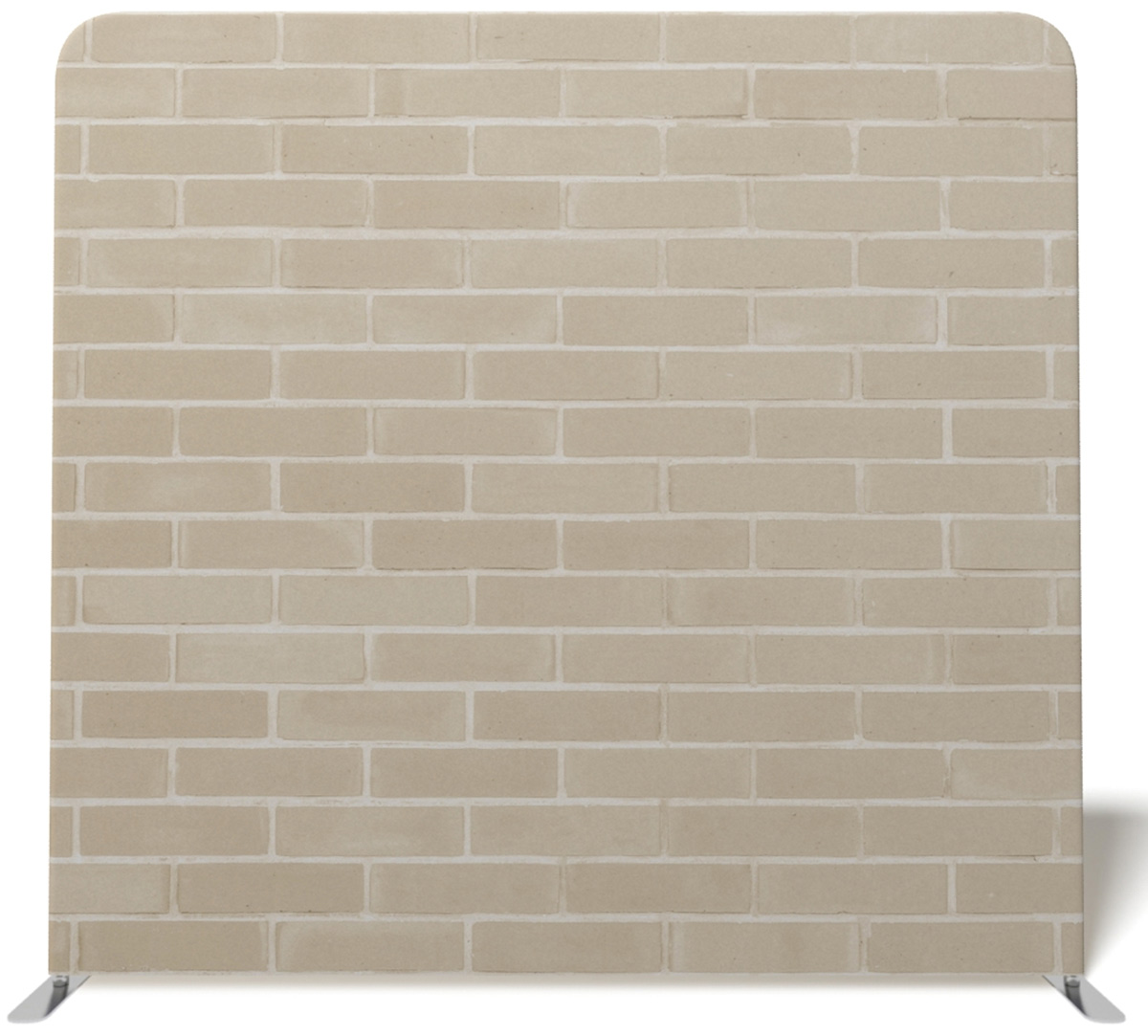 Light Brick stretch Backdrop
